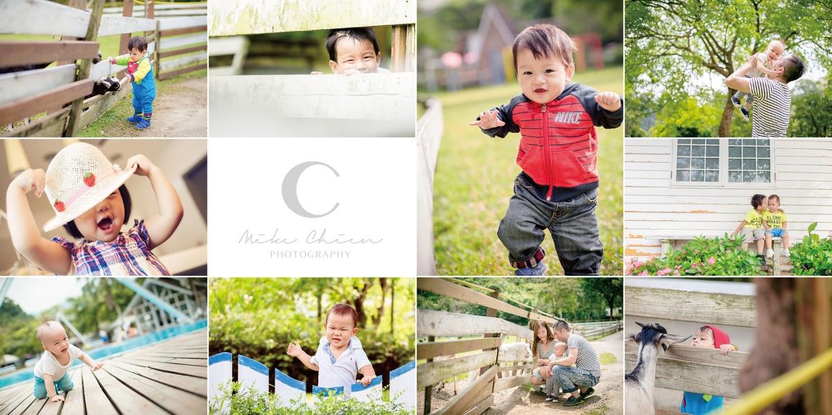 兒童寫真, 寶寶寫真, 親子攝影, 滿月, 抓周, 清新甜美風格, 婚攝米克, Mike.C Studio