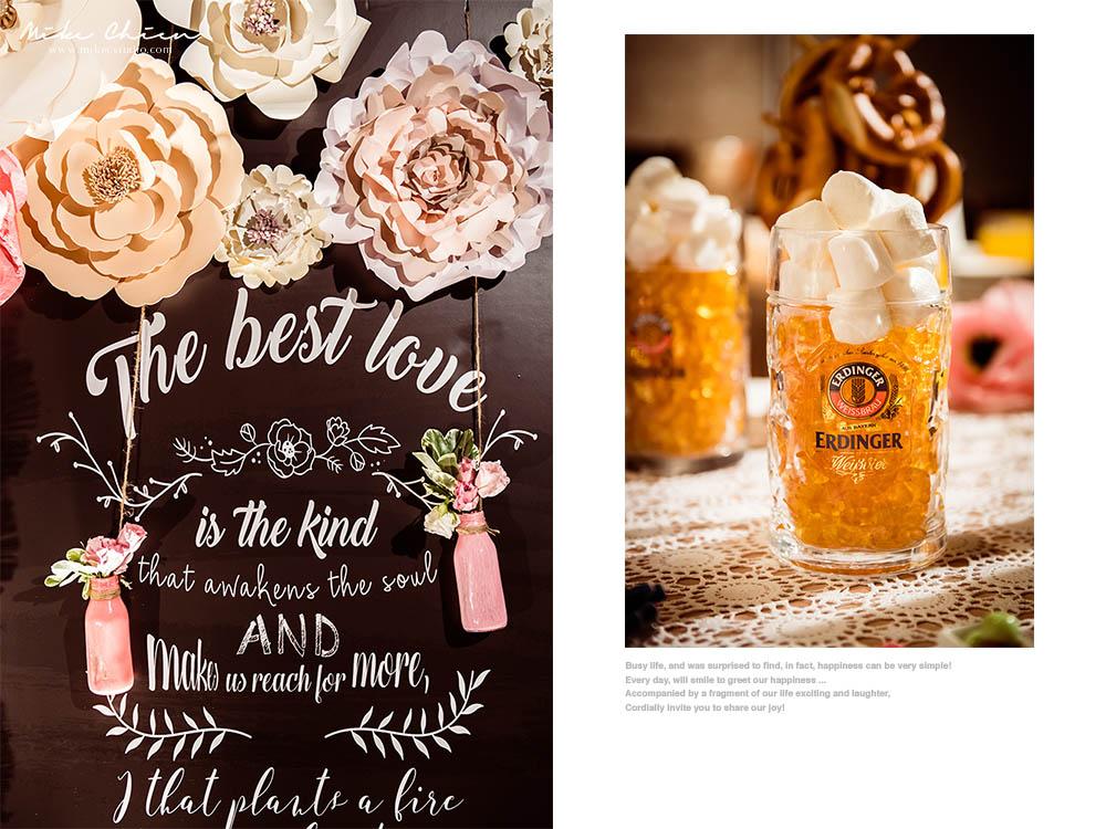 [婚攝] Sean&Julia 德國婚禮@大直典華旗艦館