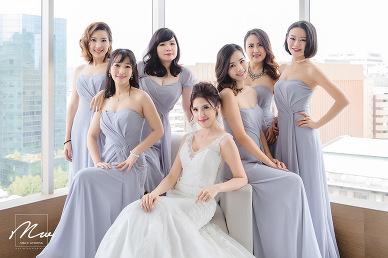 [婚攝] Dennis&Sha 婚禮紀錄@台北晶華酒店